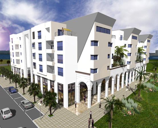 Zahret el Bouhaira Building